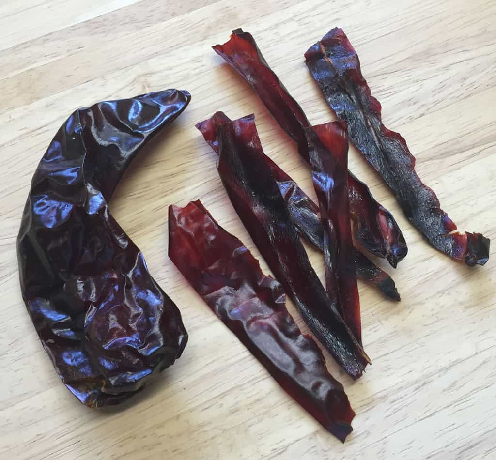 New Mexico pepper