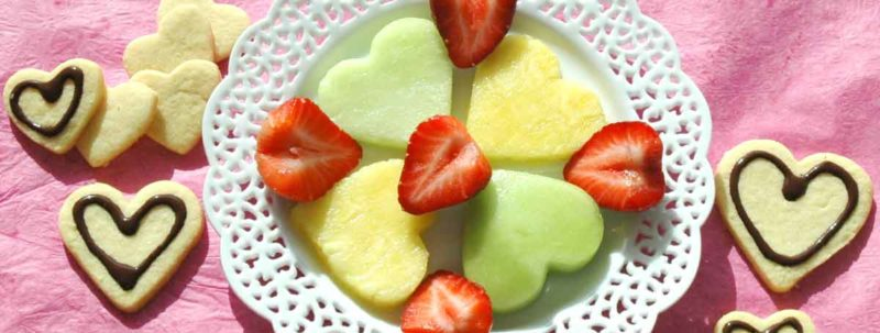 Valentine cookie feature photo