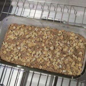 Glutenfreies Korinthen-Hafer-Brot im Gärautomaten