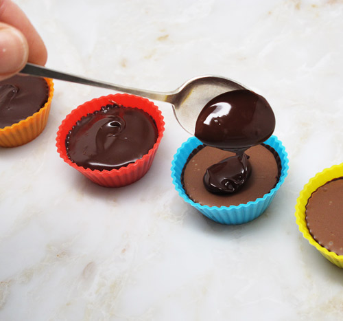 Topping Peanut Butter Cups 6276