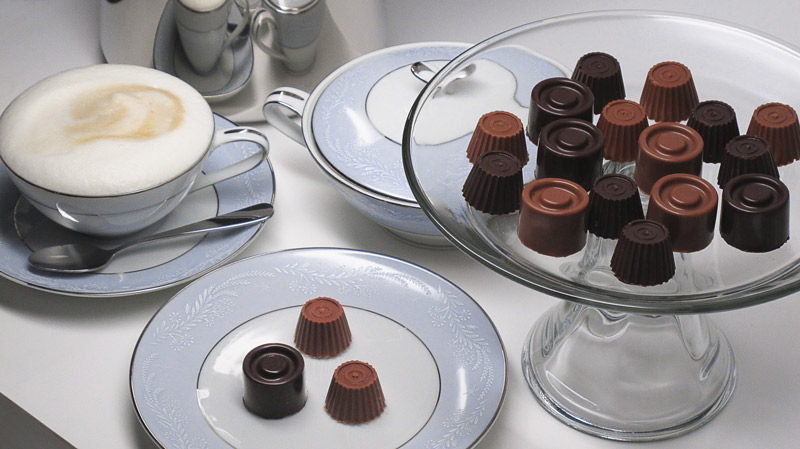 molded chocolates 6340