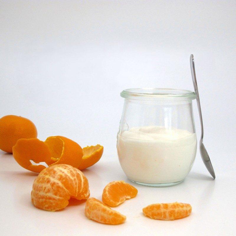 Joghurt und Milchprodukte