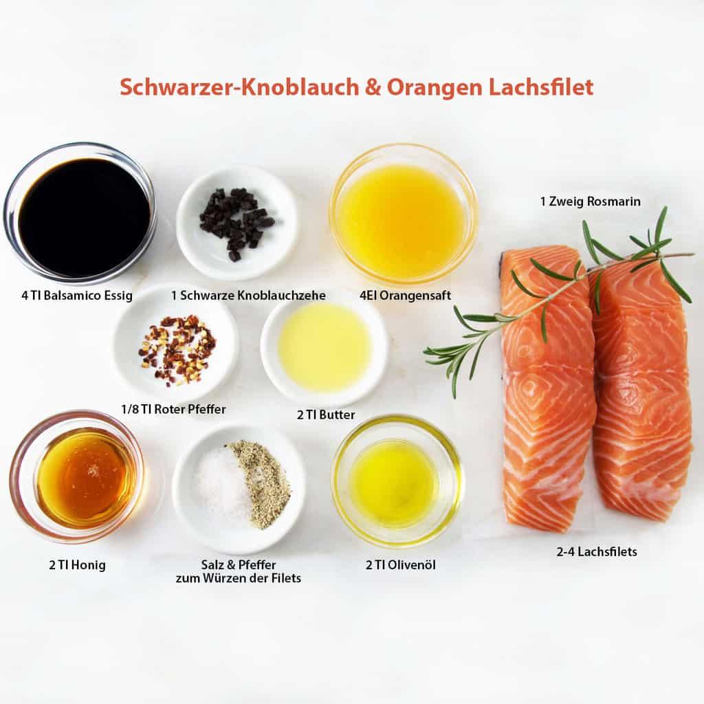 Brod and Taylor Black Garlic Salmon recipe de