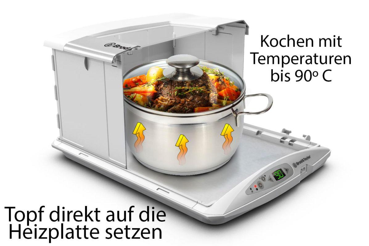 FP Slow Cook 90C